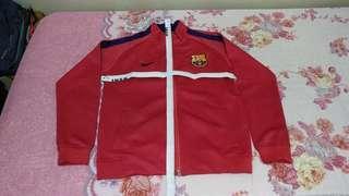 jual jaket cowo barcelona grade ori + jaket design fashion