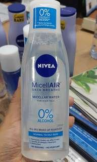 NIVEA MICELEAR WATER 200ML