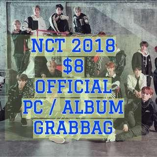 FROM $8 CHEAPEST NCT PHOTOCARD / ALBUM OFFICIAL GRABBAG