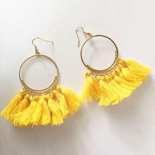 Tassel Earrings #JAN55