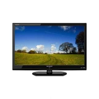 Tv Sharp AQuos 24 inch