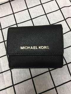 🚚 Michael Kors 零錢鑰匙小短夾