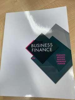 Business Finance 12E Peirson Brown Easton Howard Pinder