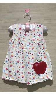 Dress baby 3 bulan - 1 tahun new dan NETT