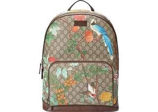 Gucci Tian GG Supreme Backpack Replica