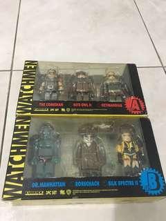 Watchmen Kubrick Toys