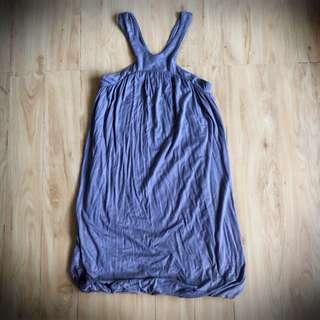 Lilac Bubble Dress