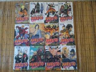 Komik Naruto by Masashi Kishimoto