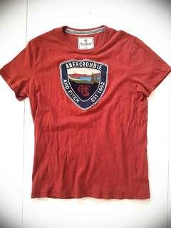 1892 Collection Abercrombie & Fitch Tee (Brown)