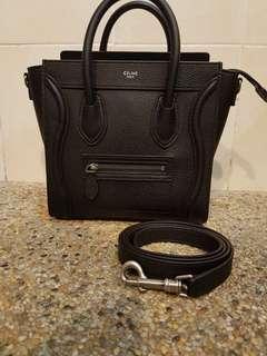 Celine Luggage Nano (100% ORIGINAL BRAND NEW)