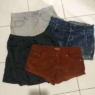 Roxy / Pull & Bear Shorts