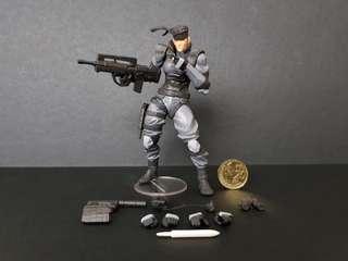 Revoltech Mini Metal Gear Solid - Solid Snake (Rare)