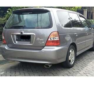Jual Honda Oddyssey 2001 Surabaya