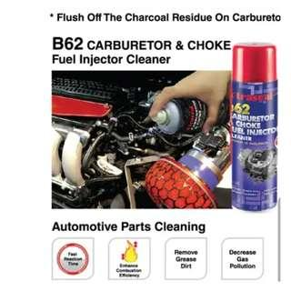 B62 CARBURETOR / INJECTION   injector CLEANER SPRAY 400ml