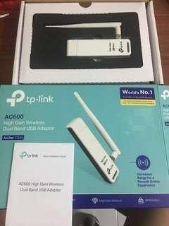 TP link AC600 wireless USB adapter