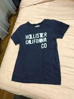 Almost New Hollister T-shirt size M