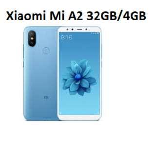 Xiaomi Mi A2 32GB 4GB Brand New sealed Blue