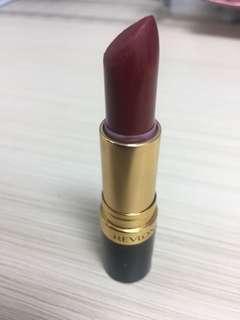 lipstick - revlon super lustrous 745 love is on