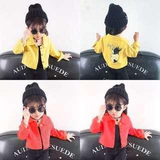 Jacket (yellow)