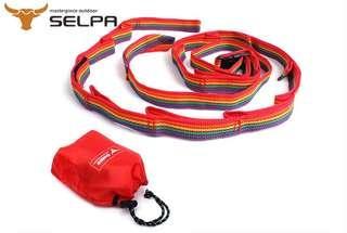 SELPA 彩虹掛繩