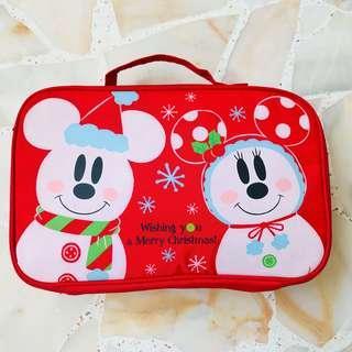 Tokyo Disney Christmas edition Lunch bag