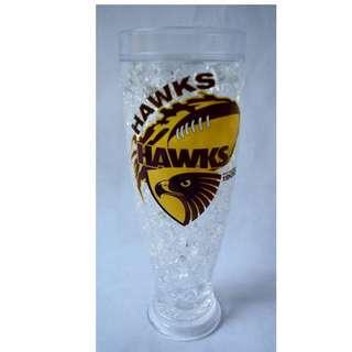Hawthorn Hawks Tall Plastic Mug Tumbler AFL