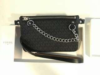 Michael Kors Belt Bag with Pull Chain