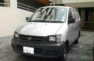 TOYOTA LITEACE Rental 5 door van month week day rent