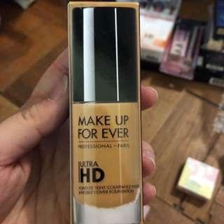 Make Up For Ever Ultra HD Cover Foundation (Christmas Limited Edition)
