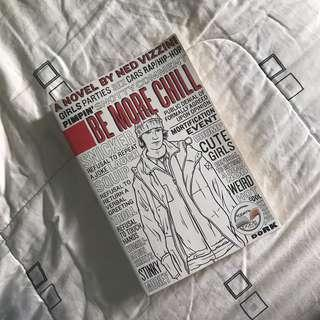 BOOK FOR SALE: Be More Chill