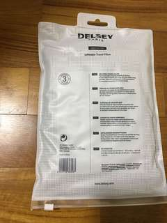 Delsey Dream On Inflatable Travel Neck Pillow