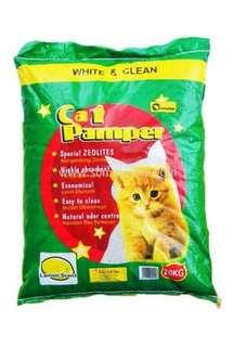 2019 PROMO!! 20KG LOVE CAT CHAMPION CAT LITTER with FREE HOME DELIVERY.