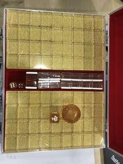 Shiny Gold Mahjong Full Set