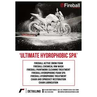 Revology Detailing 'Ultimate Hydrophobic Spa'