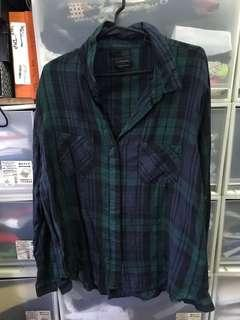 Cotton On Oversized Flannel