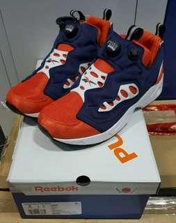 Reebok Fury Road Orange retro us9