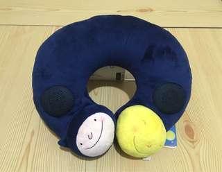 幾米頸枕(連小喇叭)