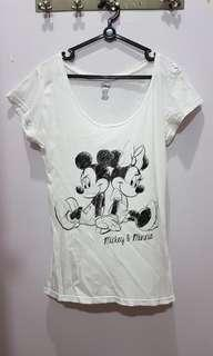 Mickey mouse top Cotton on