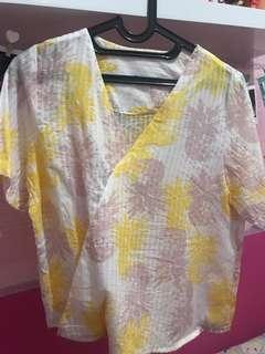 Shirt mayoutfit pineapple