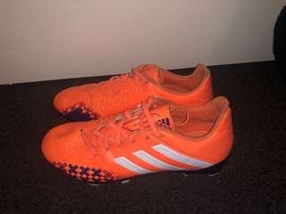 Adidas outdoor soccer boots