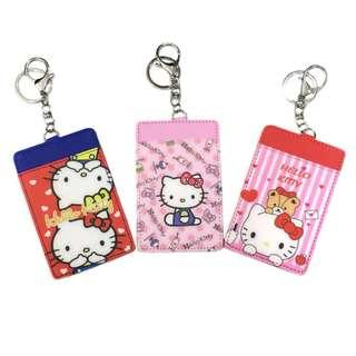 Cartoon Collections Prints Ezlink Card Holder Keychain