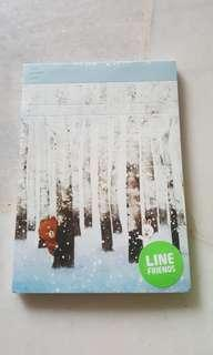 Notebook Line ( Limited Edition )