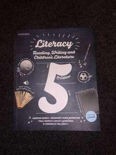 Literacy - reading, writing and children's literature 5th edition