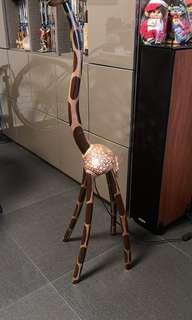 長頸鹿組合燈