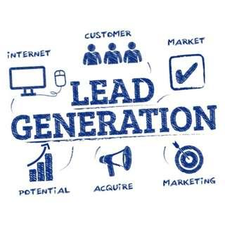 Sales Leads Generation Service @ Only $5 Per Month (Marketing Service)