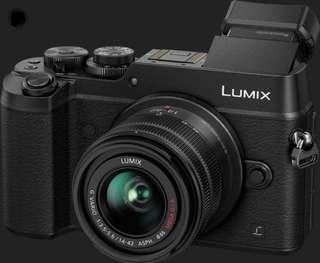 Panasonic GX8 kit (Black)
