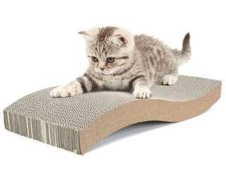 Instock!! Cat Scratcher. ($10 only if you purchase any item in our listing.)