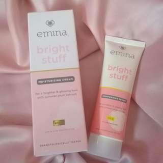 Preloved Emina Bright Stuff Moisturizing Cream