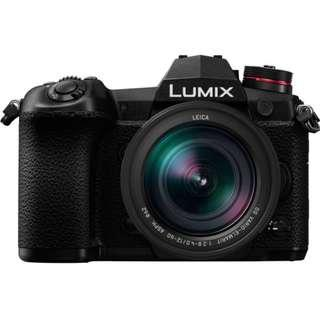 Panasonic Lumix G9 kit 12-60mm + 64GB USH-II