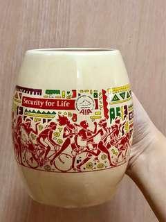 BNIB Cool Tribal Porcelain Mug